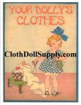 Dolls Clothes Patterns