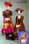 Elinor Peace Bailey Cloth Dolls
