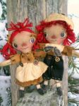 Julie Marcotte of My Raggedy Dolls