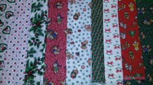 Christmas In July Fabric Pack