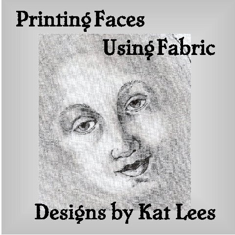 Print Faces on Fabric CD ROM