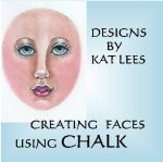 Faces Using Chalk CD ROM