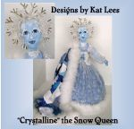 Crystalline Snow Queen CD ROM