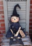 EP CM 154 Black Hat Society Witch