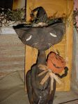 EP DV 114 Country Witch Cat Doll