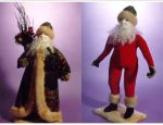 EP-GW 103 Father Christmas E-Pattern