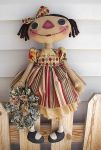 EP KN d Molly Raggedy Doll