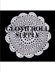 "Crocheted Doilies 18"" White"