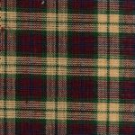 xF HOMESP-3010 Red Green Plaid Homespun