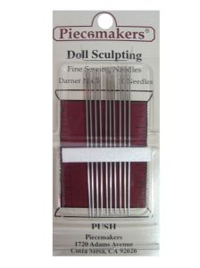 Piecemakers Doll Sculpting Needles 10/Pack