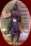 DD 126 Old Liberty Sam Cat