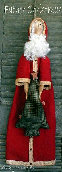 DS 907 Father Christmas