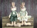 GS 262 Silly Wabbits Mom & Pop