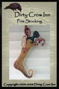 KA DC 4 Prim Stocking