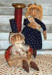 KH 108 Patriotic Cupboard Dolls