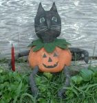 KH 111 Fritz Pumpkin Kitty