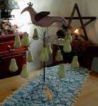 MM 108 Partridge Pear Tree Pattern