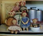 MM 114 Doll House Annies Pattern