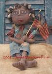 MM 185B Firecracker Doll Pattern