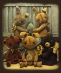 MM 241 Bears N Hares Pattern