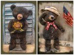 MM 243 Summer Bears Pattern