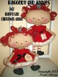 NE 47 Happy / Sad Christmas Annie Pattern