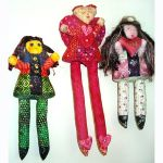 PH 208 Doll in a Day Pattern