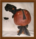 PKG 121 Toady Punkin Head