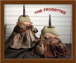 PKG 2252 The Frogettes