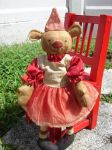 SM AC 030 Teddy Bear Cupboard Doll Pattern