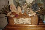 SS-YRS 281 Prairie Doll Blessings Pattern