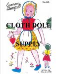 VP 162 Doll & Clothes Pattern by Economy