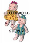 VP 2578 Pixie Dolls Pattern