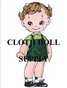 VP 685 - Little Boy Doll Pattern