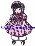 VP 7117 - Thirteen Inch Doll Pattern