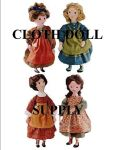 VP 84 - Little Women Dolls Pattern