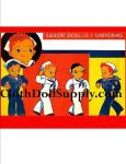 VP 9258 - Sailor With Two Uniforms Pattern