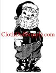 VP 943 Santa Sock Doll Pattern