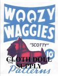 VP s WWS Woozy Waggies Scottie Pattern