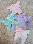 VR 2A Layette for 6 inch Baby