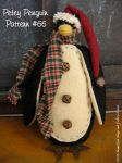 VS 66 Petey Penguin Pattern